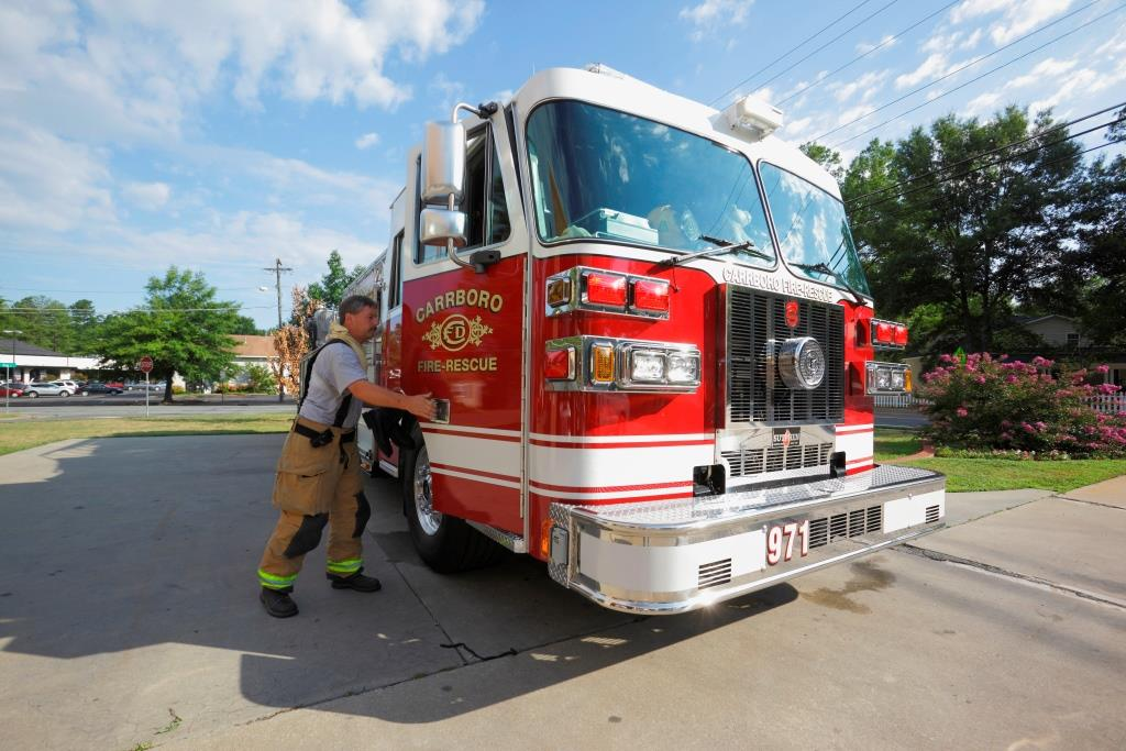 Carrboro Fire-Rescue Department | Carrboro, NC - Official